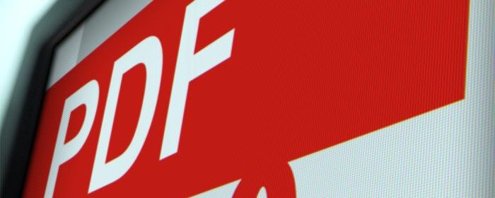 PDF kostenlos erstellen