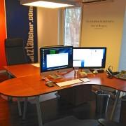 Schnappschuss: Arbeitsplatz Marco Neuber