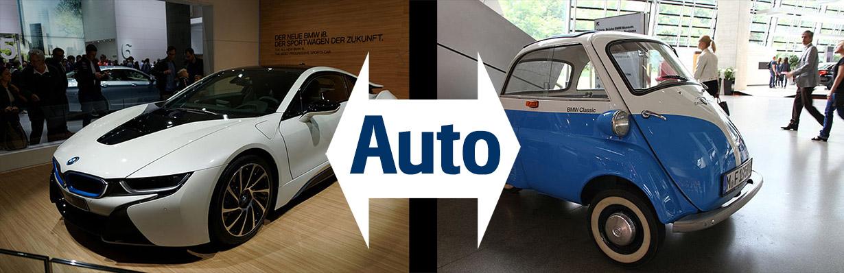 2 Autos, zweifelsfrei. aber auch vergleichbar?