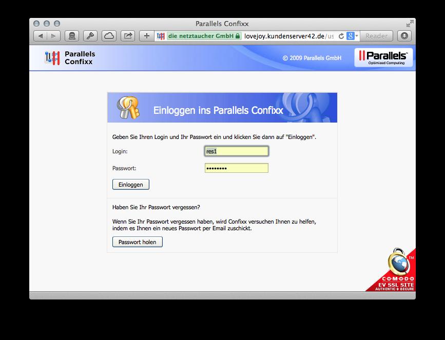 Neue SSL-Zertifikate für Server und eMail - die netztaucher