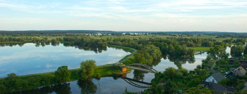 Unteres Odertal bei Stützkow
