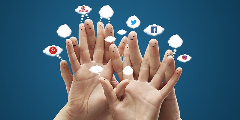 Facebook, Twitter, Instagram. So funktionieren Soziale Netzwerke für SIe.