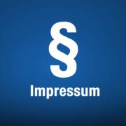 Impressum Pflichtangabe Webseite